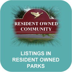 Mobile Homes For Sale Resident Owned Parks